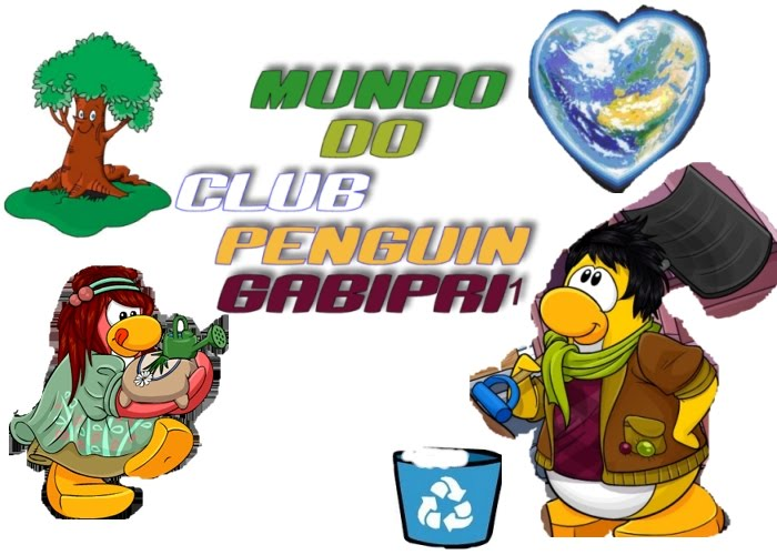 mundo do club penguin gabipri1