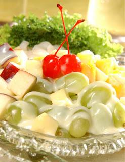 Resep Membuat Salad Buah Yang Segar