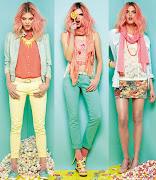 bonitas aqui les dejo algunas opciones de la moda primavera verano para que . moda