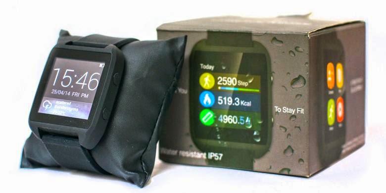 Speedup Smartwatch: Jam Tangan Android Kitkat