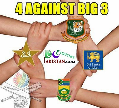4 Countries Against ICC'S Big 3