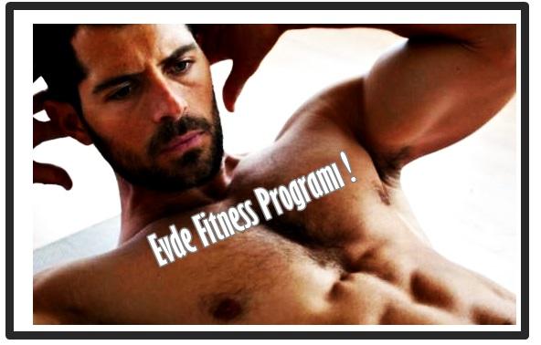 Evde fitness programı ile fit olmak ister misiniz