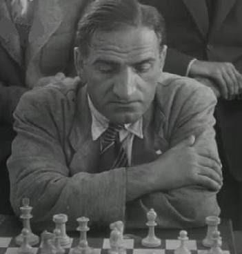 El ajedrecista castellano José Sanz Aguado