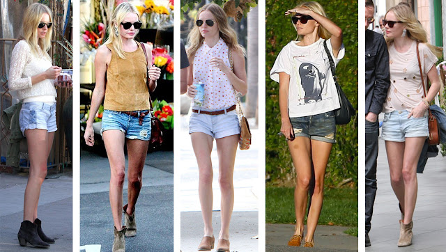 Kate Bosworth Jean Short Fashion Jorts