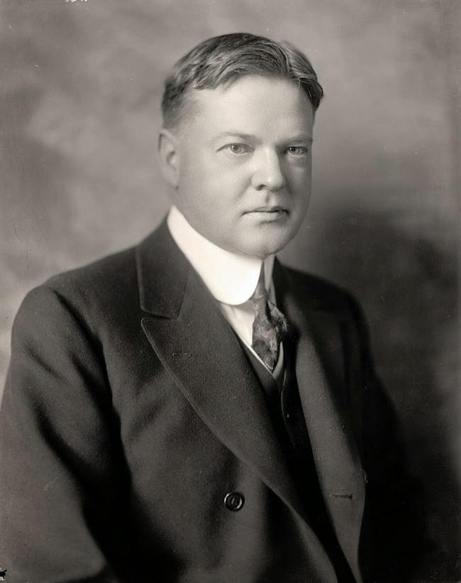 Herbert Hoover Vice President