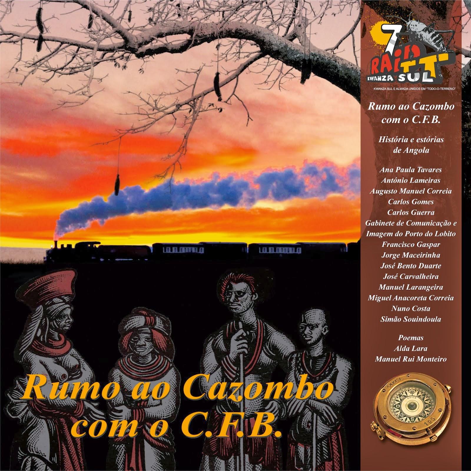 Livro do 7º Raid TT Kwanza Sul