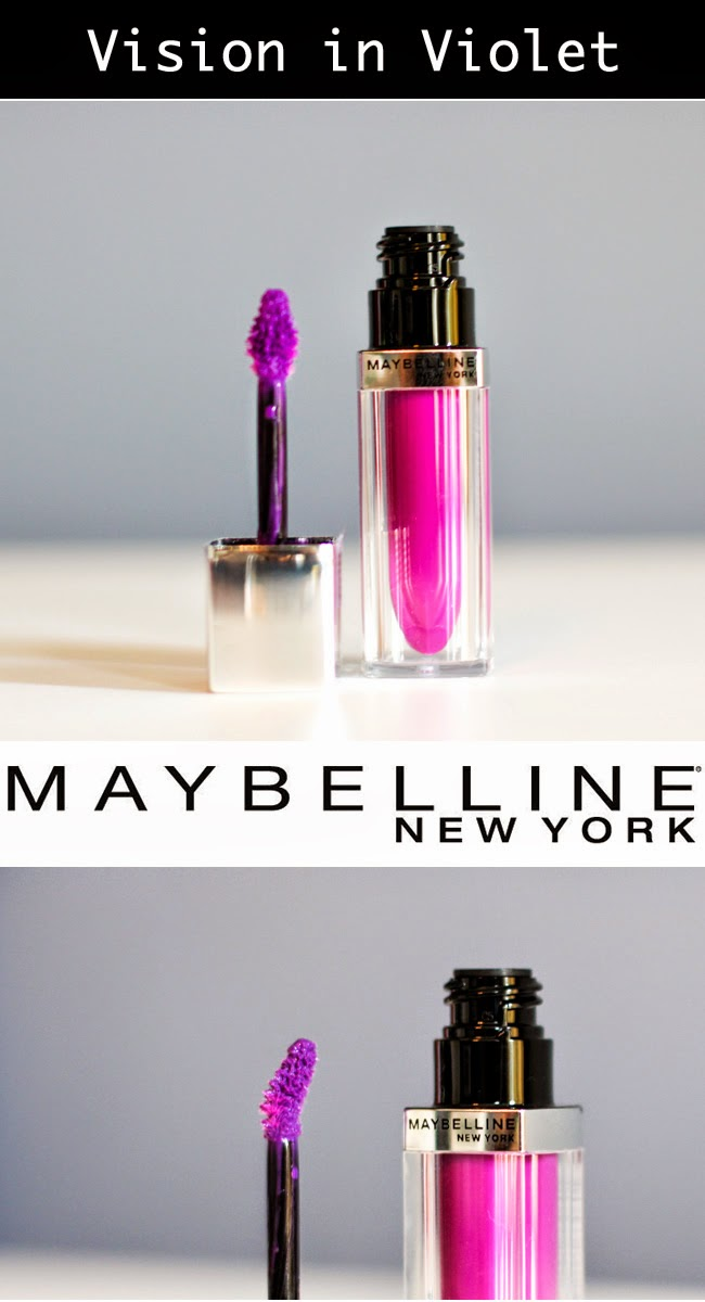 Maybelline New York Color Sensational Color Elixir Lip Color Vision In Violet