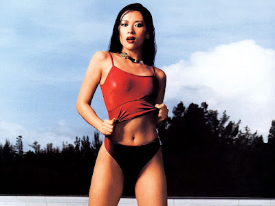 Sexy Hot Asian Women - Zhang Ziyi