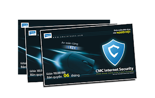 CMC Internet Security | CMC Internet Security 6 thang