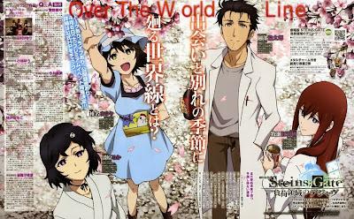 Steins;Gate: Fuka Ryouiki no Déjà vu Subtitle Indonesia - Anime 21