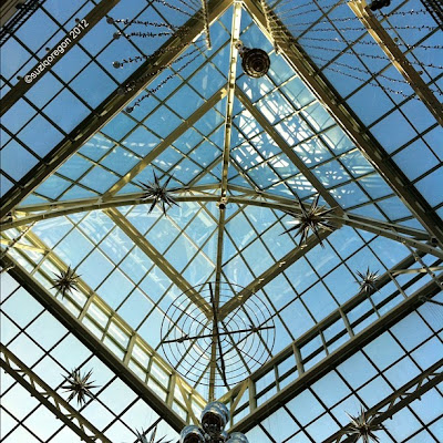 Pioneer Place Skylight