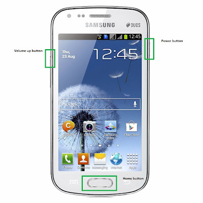 Cara Hard Reset Samsung Galaxy Grand