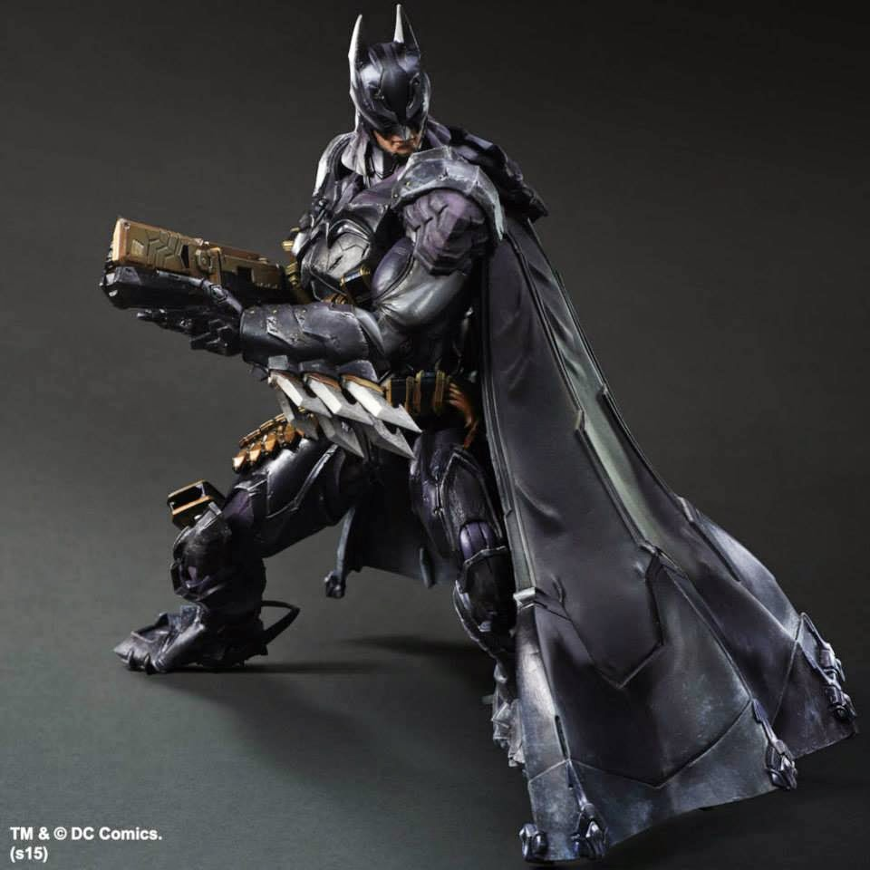 Play Arts Kai - DC Variant - Armored Batman figure