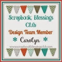 Scrapbook Blessing Club