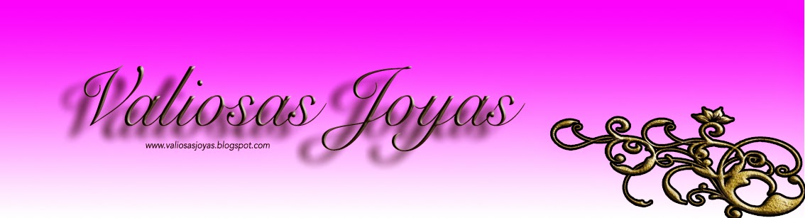 Valiosas Joyas