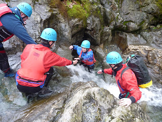 Outdoor Development Training Courses in The Lake District with Kendal Mountaineering Services.