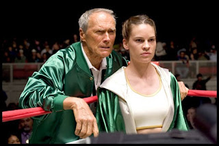 Million Dollar Baby, de Clint Eastwood, con Hilary Swank