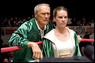 Million Dollar Baby, de Clint Eastwood, con Hilary Swank