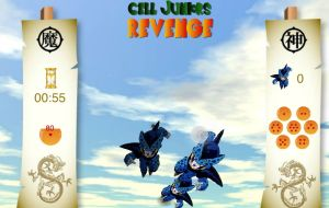 La Venganza Dragon Ball Z Devolution
