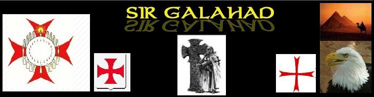 SIR GALAHAD Y EL SANTO GRIAL