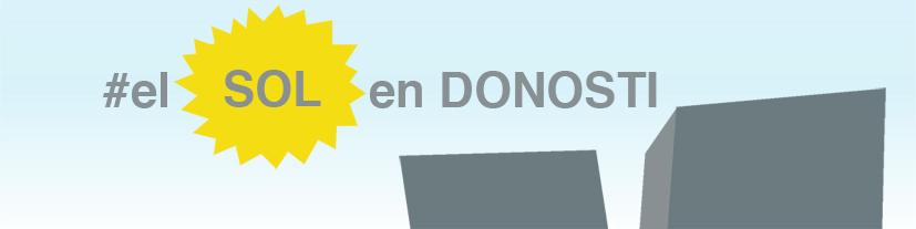 El Sol en Donosti