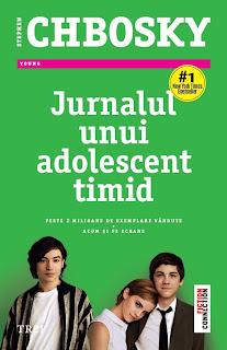 Jurnalul unui adolescent timid de Stephen Chbosky