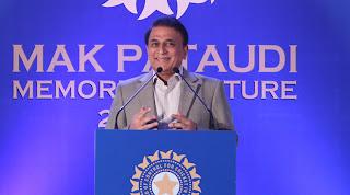 Sunil-Gavaskar-MAK-Pataudi-Memorial-Lecture