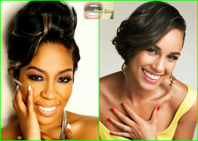 ARE YOU READY FOR THIS: K. MICHELLE TO COLLABORATE WITH ALICIA KEYS...! IS NEW MUSIC - diavsnap.com