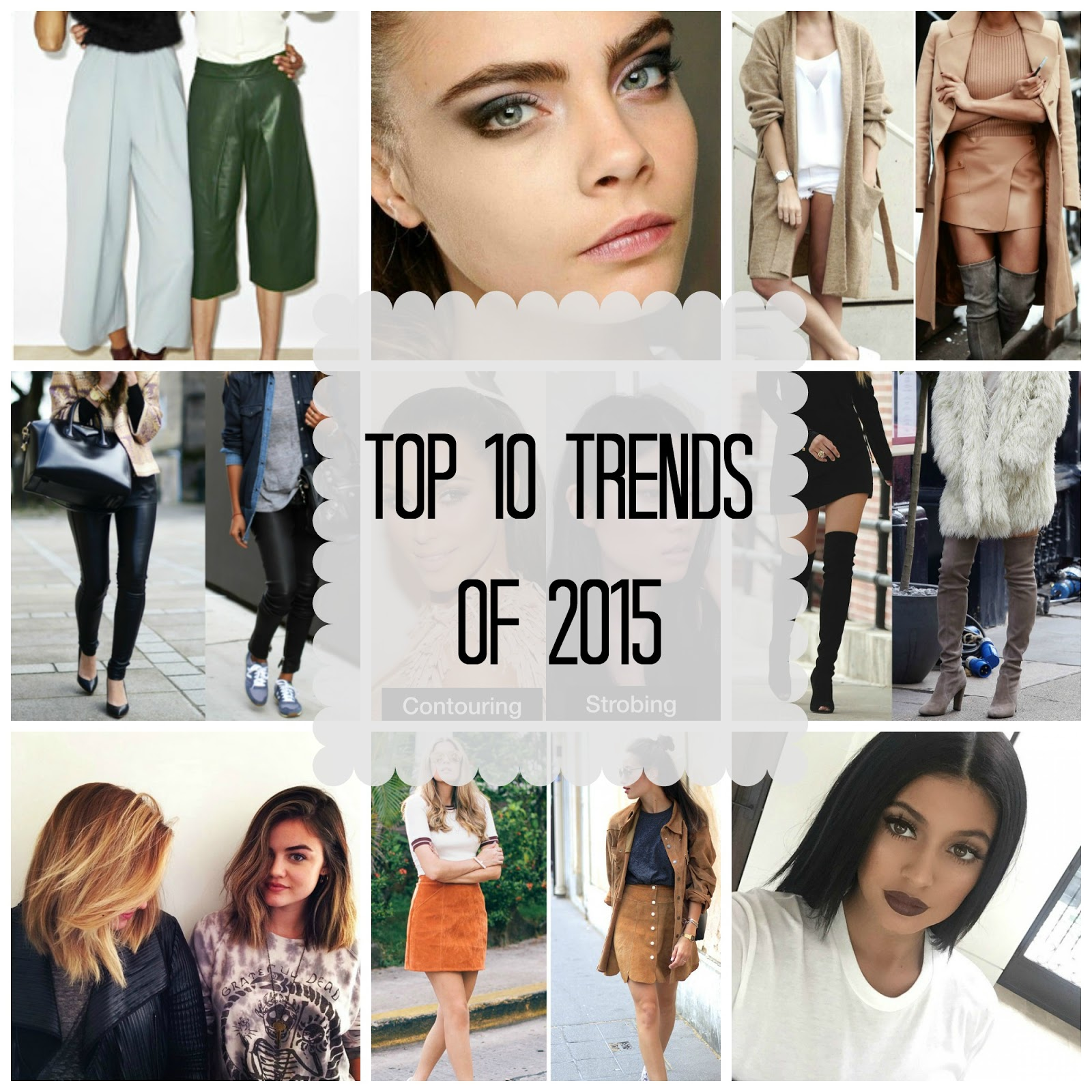 top ten trends of 2015