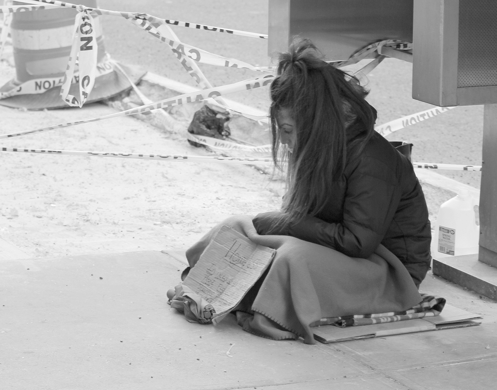 a report on the important issue of homelessness Housing and homelessness: the impact on the  why this issue is important homelessness can have a detrimental effect  and two reports.