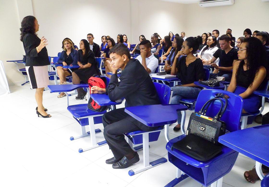 FADBA-Faculdade Adventista da Bahia, em 14.03.2017