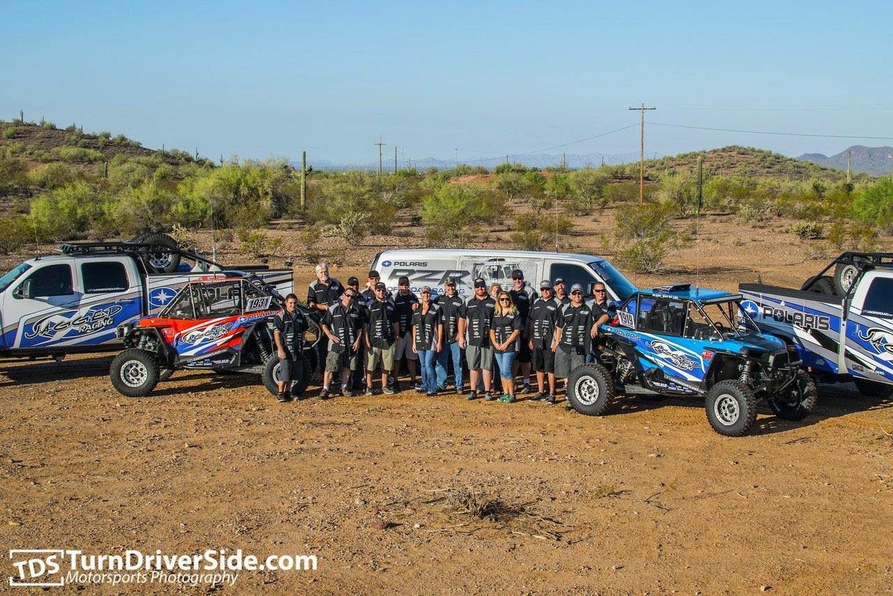 Jagged X at 2014 Best in the Desert Vegas to Reno