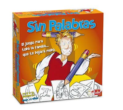 JUGUETES - Sin palabras   Juego de Mesa | Goliath | Jugadores : 3-12 | Edad: +7 Comprar en Amazon España