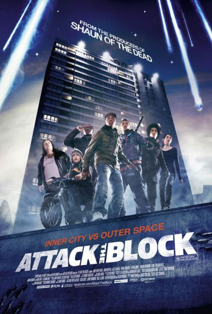 Filme Poster Attack the Block DVDRip XviD & RMVB Legendado