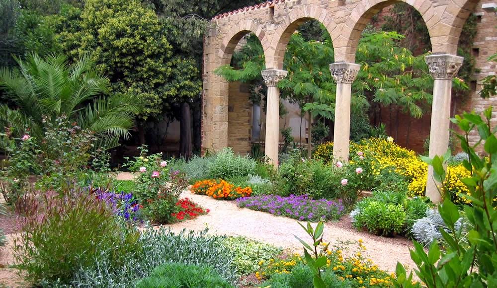 Arte y jardiner a dise o de jardines seleccionar un estilo for Los jardines de arbesu