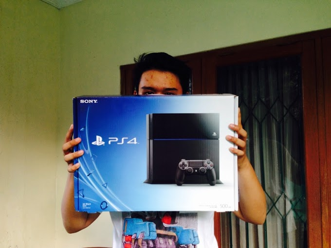 Kaskuser Beli Playstation 4 Hanya Rp 68000! The Lucky Bastard!!