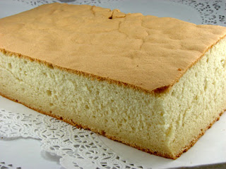 Cook It Up The Perfect Sponge Cake