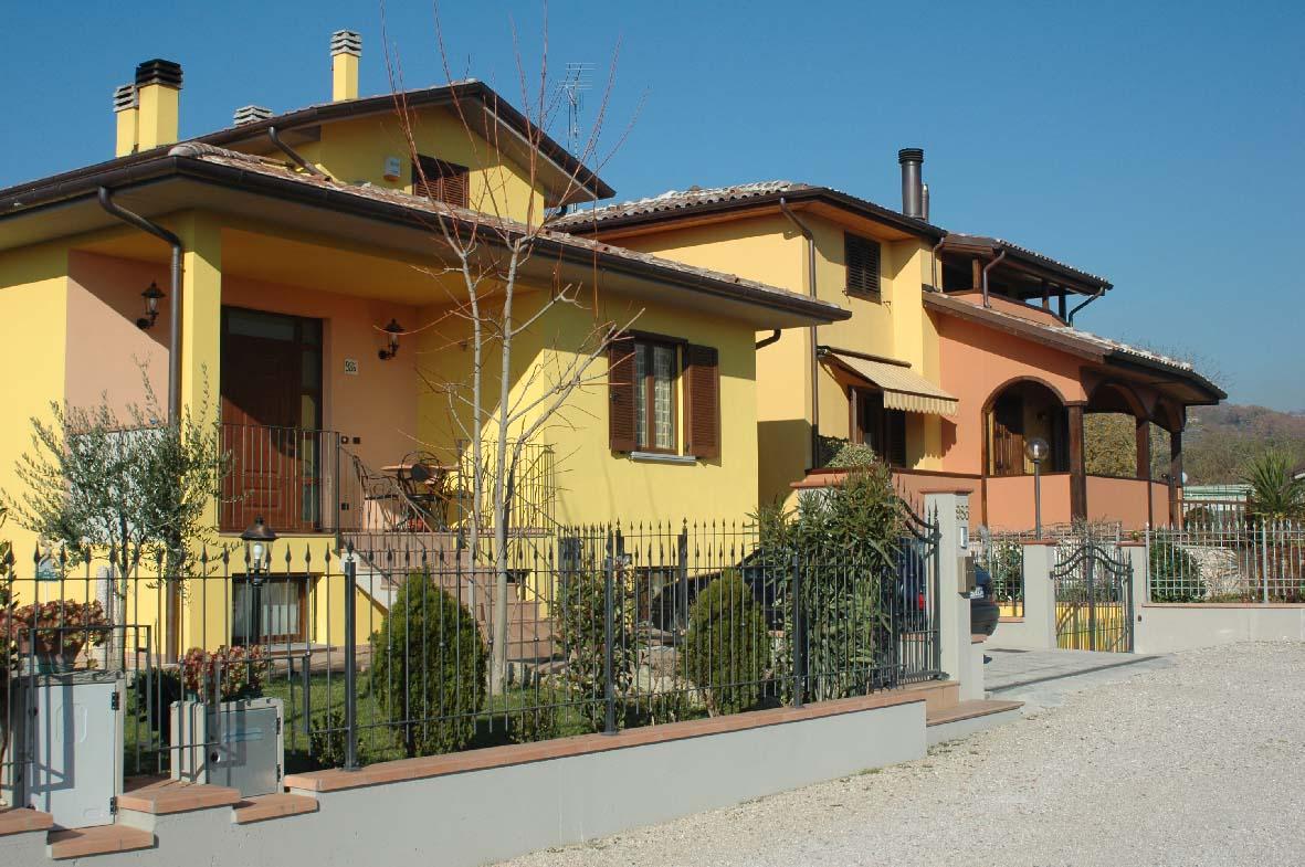 Architettura oggi bioarchitettura - Colori esterni per case ...