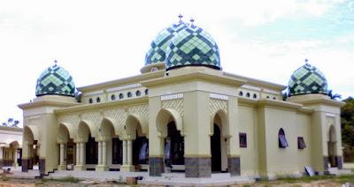 Alhamdulillah, buka bersama di Masjid