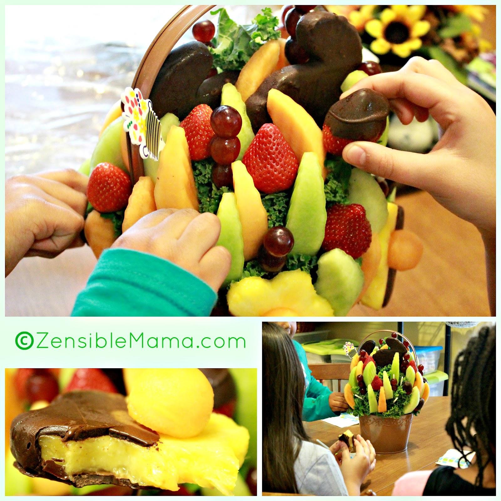 how to keep edible fruit arrangements fresh