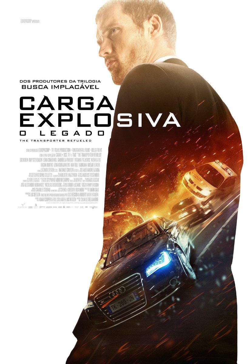 Carga Explosiva 4: O Legado – Legendado (2015)
