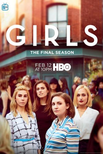 Girls (2012) Temporada 6 audio latino