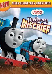 descargar Thomas y sus Amigos: Travesuras de Ferrocarril – DVDRIP LATINO