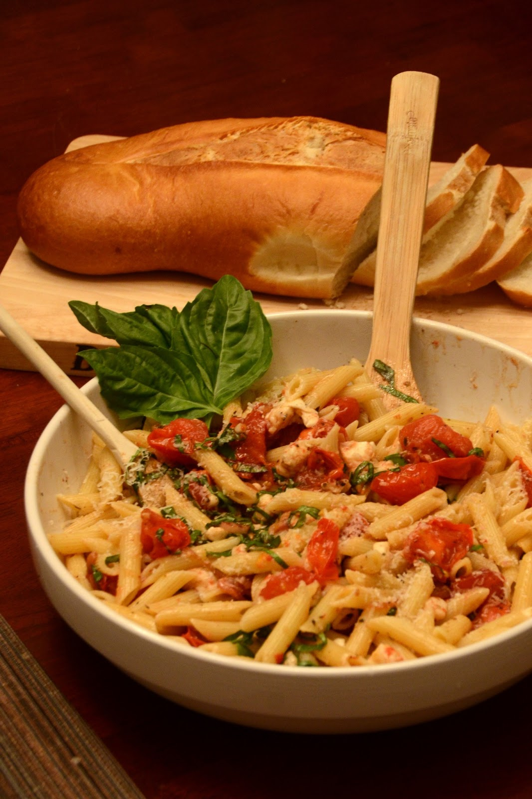 Food for Flicks: Summer Pasta and National Lampoon's Vacation