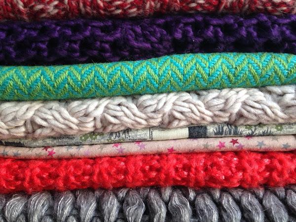 Winter fabrics: a discovery