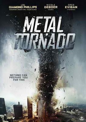 Filme Poster Metal Tornado DVDRip XviD & RMVB Legendado