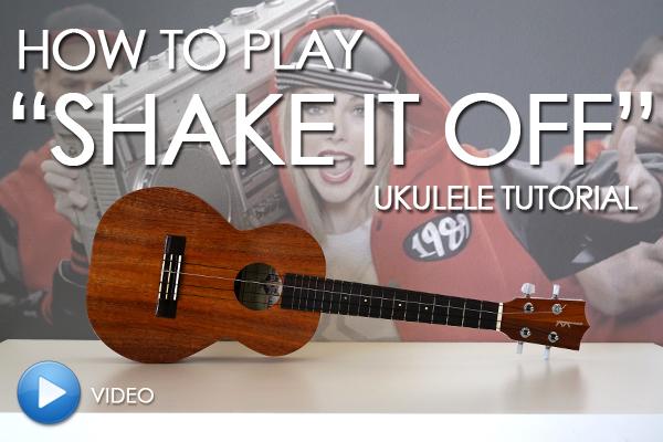 shake it off chords pdf