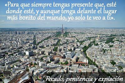 París en Pecado, penitencia y expiación