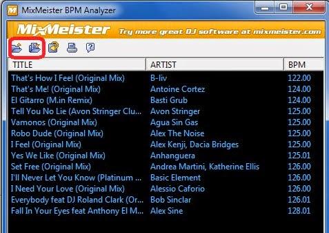 software gratis untuk scan bpm lagu