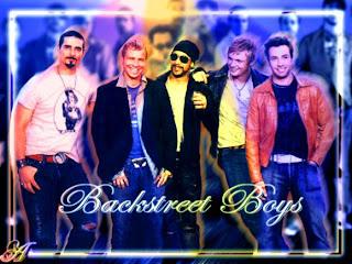 Backstreet Boys boyband terlaris di dunia sepanjang masa